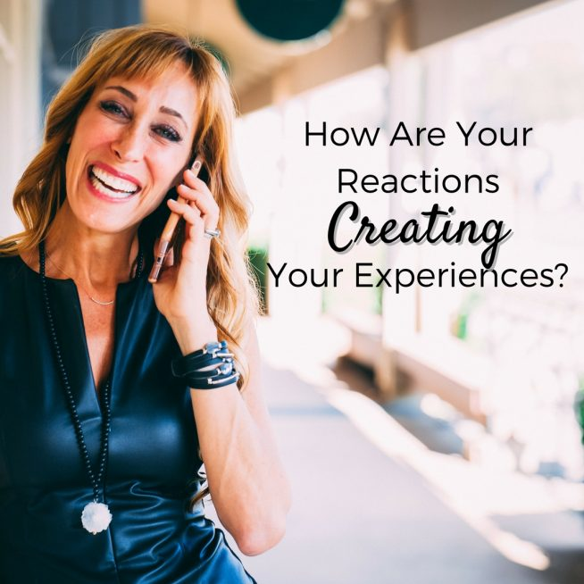 reactions creating experiences