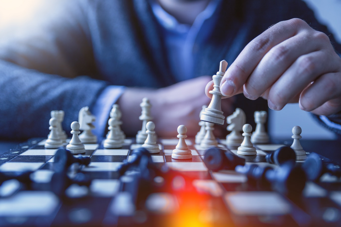 Seven Things I Learned from Chess