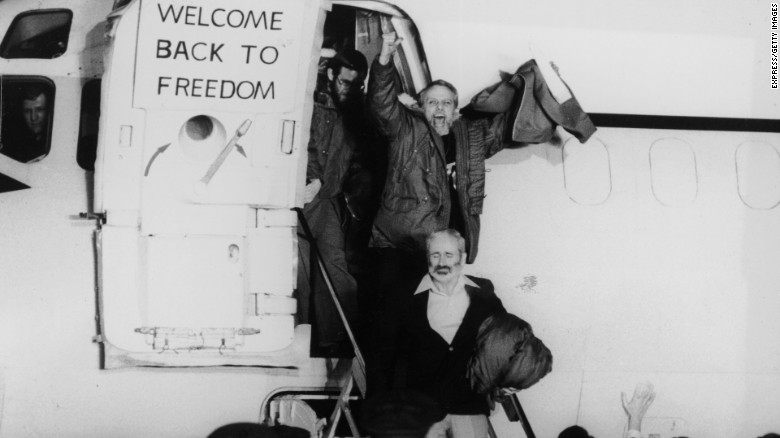 My Special Eleven Day Mission to See the Iran Hostages